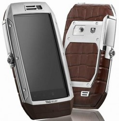 Tag Heuer Alligator Skin Android Phone For $6,700