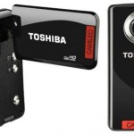 Toshiba's Camileo P100 and B10 hit the U.S.