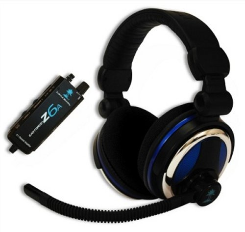 59b850a41f4 Turtle Beach Ear Force PX3 And Z6A Gaming Headsets - SlipperyBrick.com