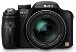 Panasonic reveals Lumix FZ47