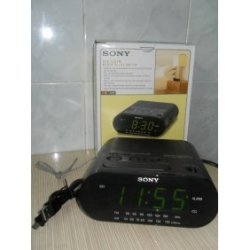 This Spy Camera Looks Like A Sony Alarm Clock and Radio