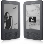 Amazon Kindle 3G AT&T Sponsored Version For $139