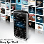 BlackBerry App World Hits 1 Billion Downloads