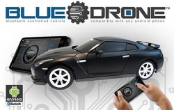 R/C cars steered by Android smartphones