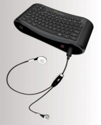 Cideko Air Keyboard Chatting Device