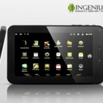 Ingenium 2.3 Android Tablet