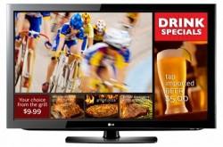 LG EzSign 42-inch Hybrid TV