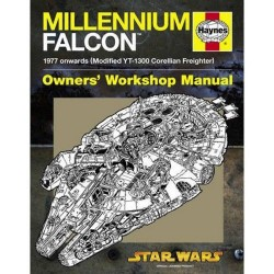 Star Wars Millennium Falcon Haynes Manual