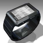 Tokyoflash Right Angle LCD Watch Concept