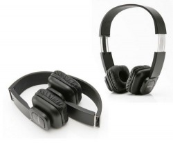 Veho Wireless Folding Bluetooth Headphones
