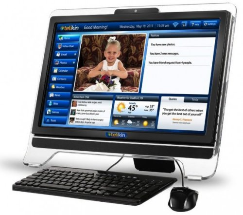 Telikin Touchscreen Computer For Grandma