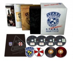 Capcom Announces Resident Evil 15th Anniversary Box