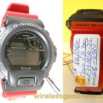 Casio's Bluetooth 4.0 G-Shock watch hits the FCC