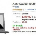 Acer AC700 WiFi now on sale for $350