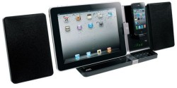 JVC's New Dual-Dock Speaker System for iPad and iPhone
