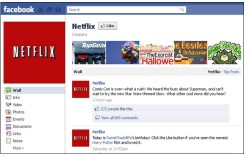 Netflix integration with Facebook not happening