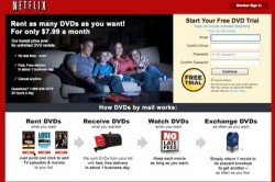 Netflix Offers $7.99 Per Month DVD-Only Unlimited Plan