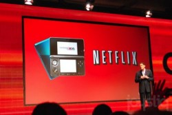 Netflix streaming coming to the Nintendo 3DS tomorrow