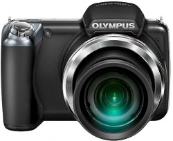 Olympus SP-810UZ with 36x wide-angle zoom