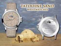 Tatooine Sand Wristwatch