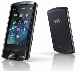New Sony Walkman shows up