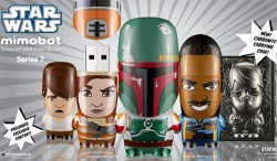 Star Wars Mimobot Series 7 flash drives