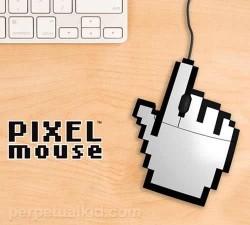 USB Pixel Mouse