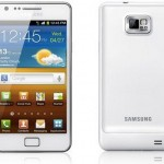 White Galaxy S II leaks