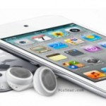 White iPod Touch coming?