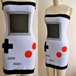 Nintendo Game Boy Tube Dress