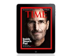 All of Time Inc's Publications Will Be Available As Tablet Editions By 2012