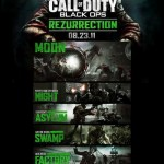 Rezurrection Call of Duty: Black Ops map pack to be released August 23rd on Xbox 360
