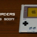 iPad 2 Game Boy case