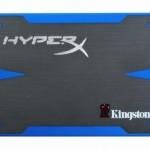 Kingston HyperX SandForce SSDs now available