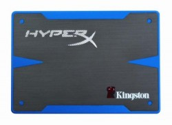 Kingston HyperX SandForce SSDs now available