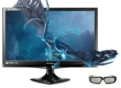 ViewSonic reveals 24-inch V3D245 3D monitor