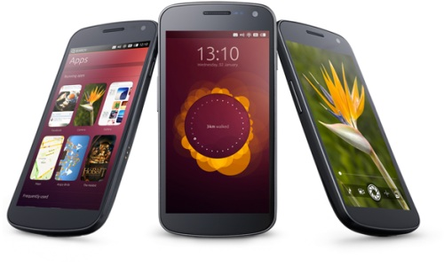 SmartPhones running Ubuntu Operation System
