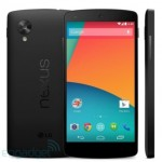 Nexus 5 leaked on Google Play Store