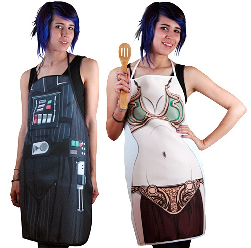 Star War Apron