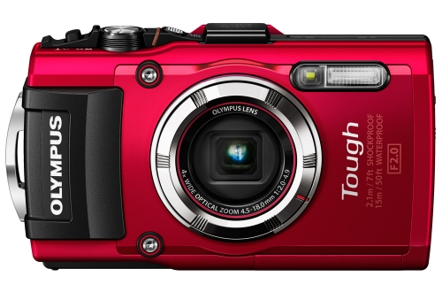 Olympus Tough TG-3 iHS Camera