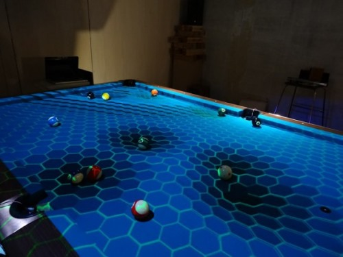 OpenPool Billiards Table