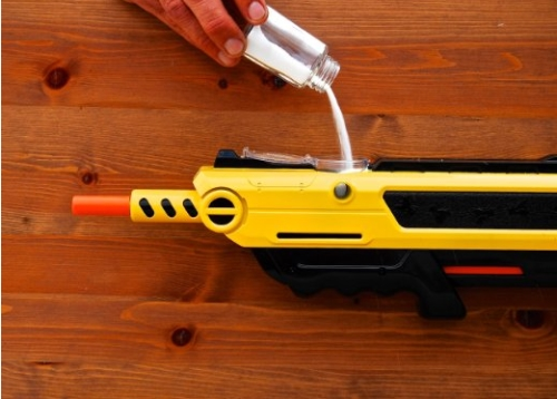 Bug A Salt Gun to kill bugs