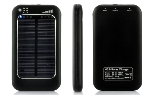 Chinavision Solar Power Bank Charger
