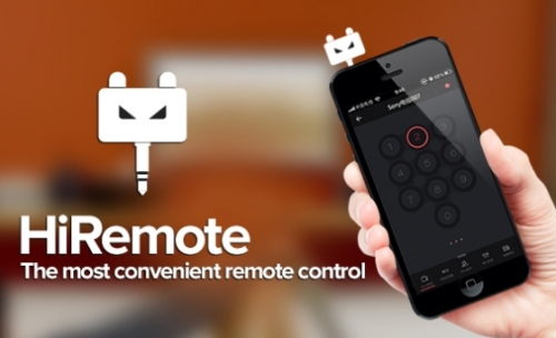 HiRemote IR Remote Control for Smartphones