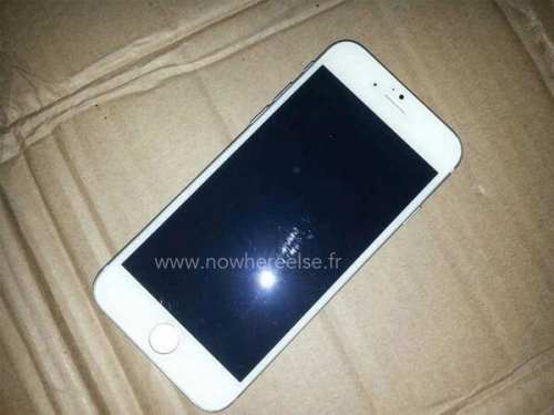 iPhone 5 Leaked Photo Rumor
