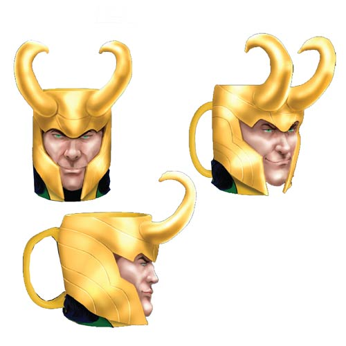 Loki Marvel Mug