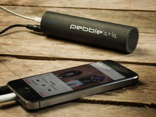 Pebble Aria Speaker Charger