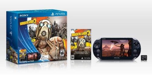 Sony PS Vita Bundle US Release