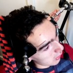 Tech Helps Disabled Man Play Favorite Game