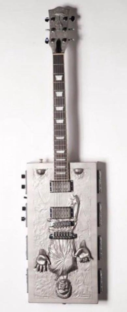 Star Wars Rebel Bass Guitar
